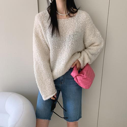 Boucle-boucle knit * 소라, 3월 2째주 입고예정 *