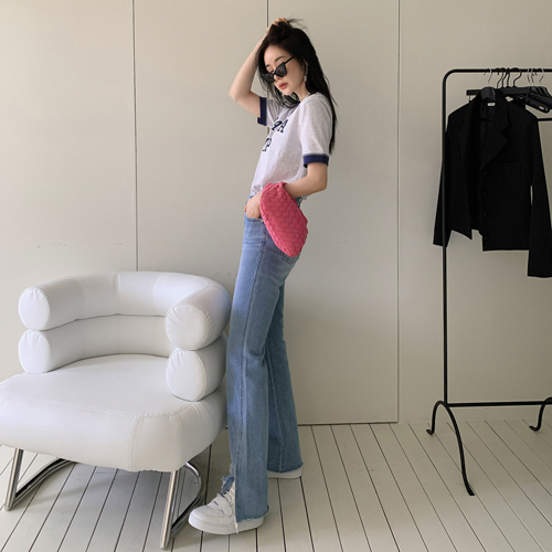 Ivy denim pants * 3월 2째주 입고예정 *