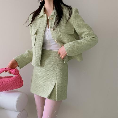 Beginning tweed jacket *3월 3째주 입고예정*