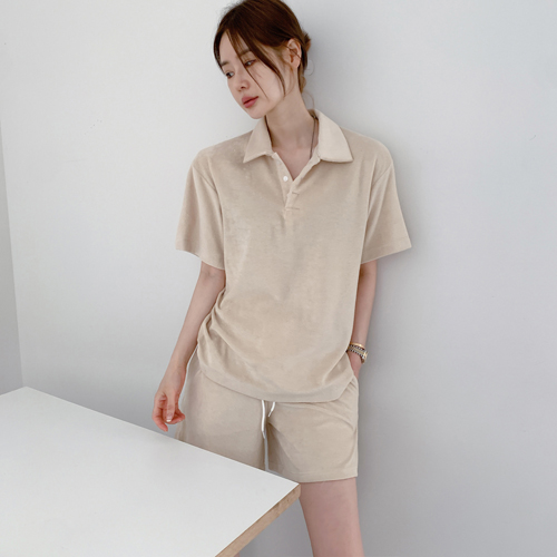 French Terry shirt *7月22日入库*