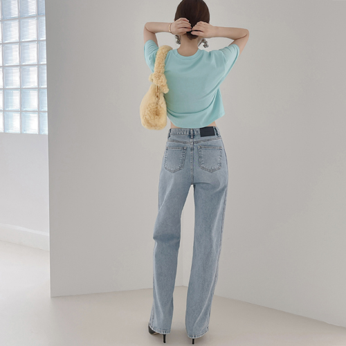 Mild denim pants(9月17日之后入库)
